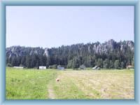 Rock town in Adršpach