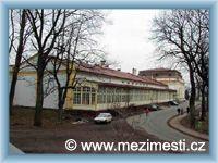 Meziměstí - Railway station
