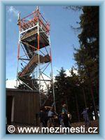 Meziměstí - View-tower