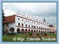 Nové Město nad Metují - Town-square