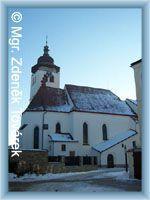 Nové Město nad Metují - Church