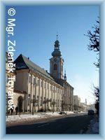 Nové Město nad Metují - Cloister