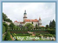 Nové Město nad Metují - Chateau - park