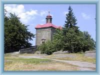 The chapel at Hvězda