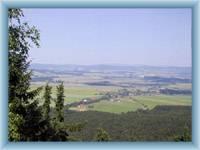 View from Hvězda