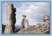 Broumovske rocks