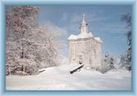 The chapel Hvězda
