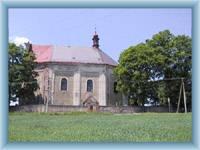 Ruprechtice - church