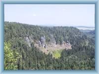 Teplicke rocks