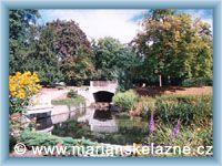 Marienbad - Park