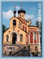 Marienbad - Orthodox Church of St. Vladimir