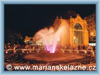 Marienbad - Fountain