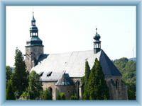 Church - Horní Slavkov