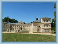 Lázně Kynžvart - castle