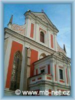 Mladá Boleslav - Church