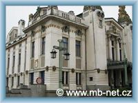 Mladá Boleslav - Theatre