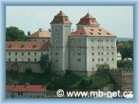 Mladá Boleslav - Castle