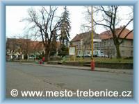 Třebenice - Paříkovo town-square