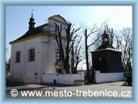 Třebenice - Cemetery