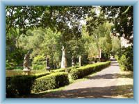 Libochovice - Park