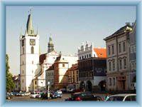 Litoměřice - Square