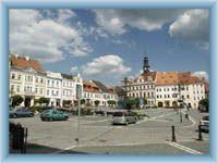 Ceska Lipa - Square