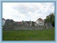 Ceska Lipa - Ruins of fortification