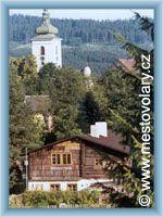 Volary - Church