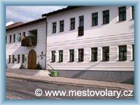 Volary - Town-hall