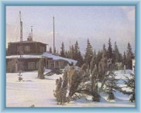 Observatory on Churáňov