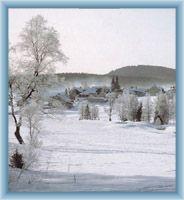 Winter near Kvilda