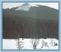 Mountain Luzný