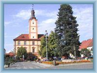 Town-hall in Sušice