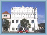 Town-square in Sušice