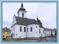 Church in Volary