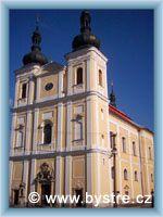 Bystré - Church