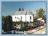 Bystřice nad Pernštejnem - Church