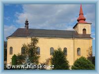 Church Narození Panny Marie