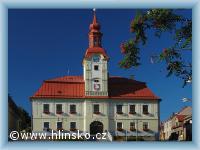 Town-hall Hlinsko