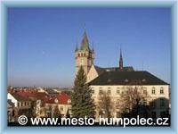 Humpolec - Church