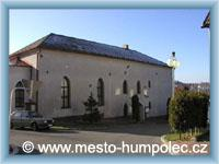 Humpolec - Synagogue