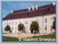Moravské Budějovice - Chateau