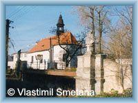 Moravské Budějovice - Chapel