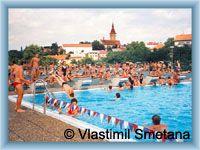 Moravské Budějovice - Swimming pool