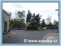 Svratka - Town-square