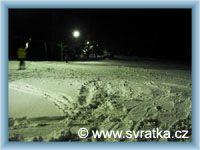 Svratka - Downhill course