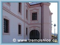 Třemošnice - Chateau