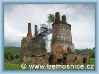 Třemošnice - Old limekiln