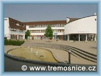 Třemošnice - Town-square