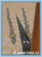 Třešť - Sundial